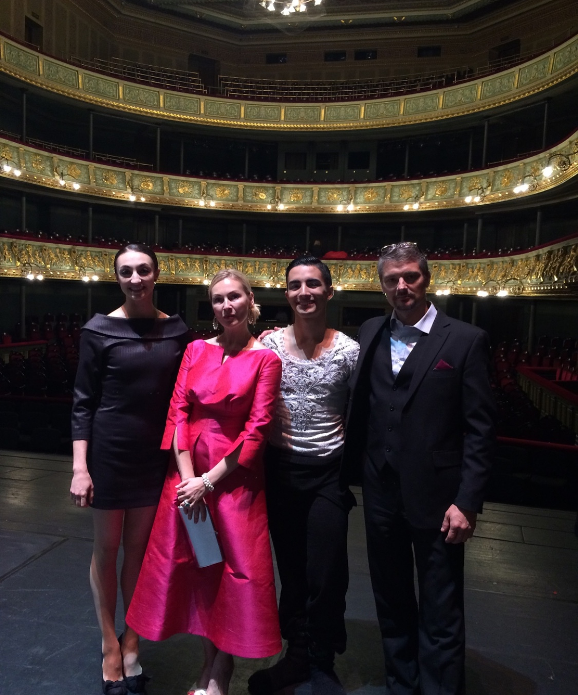 Elite Training Alumni compete in International Ballet Competition